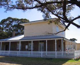 Restored Australian Inland Mission Hospital - Great Ocean Road Tourism