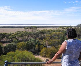 Lake Grace Lookout - Great Ocean Road Tourism