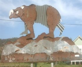 Diprotodon Drive - Tamber Springs - Great Ocean Road Tourism