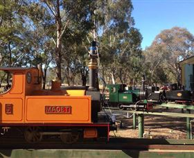 Mudgee Miniature Railway - Great Ocean Road Tourism