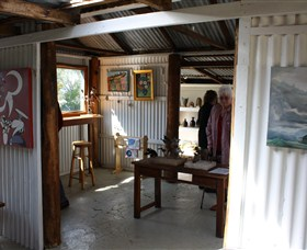 Tin Shed Gallery