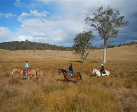 Chapman Valley Horse Riding - Great Ocean Road Tourism