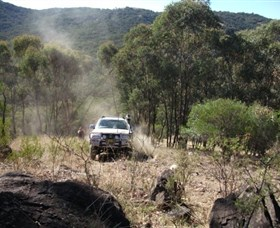 Geraldine 4WD Recreation Park