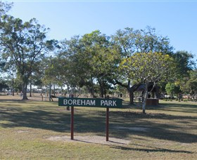 Boreham Park and Playground