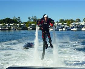 Jetpack Adventures - Great Ocean Road Tourism