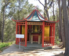 Shrine of Our Lady of Mercy at Penrose Park - Great Ocean Road Tourism