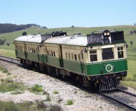 Paterson Rail Motor Society - Great Ocean Road Tourism