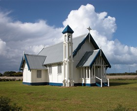 Tarraville Church - Great Ocean Road Tourism