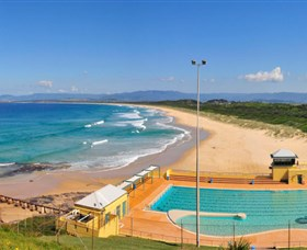 Port Kembla Beach
