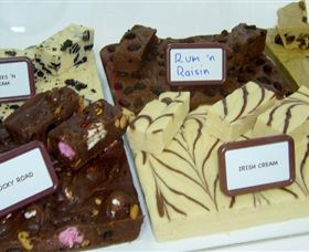 Fudge Factory at Tilba Treasures of Ulladulla - Great Ocean Road Tourism