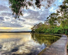 Merimbula Boardwalk - Great Ocean Road Tourism