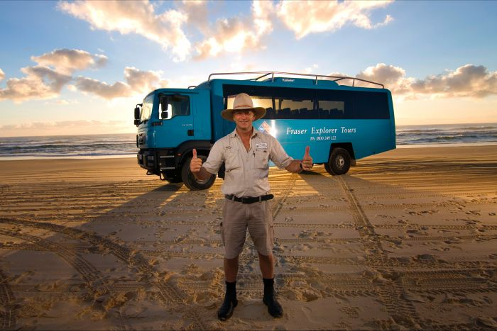 Fraser Explorer Tours - Great Ocean Road Tourism
