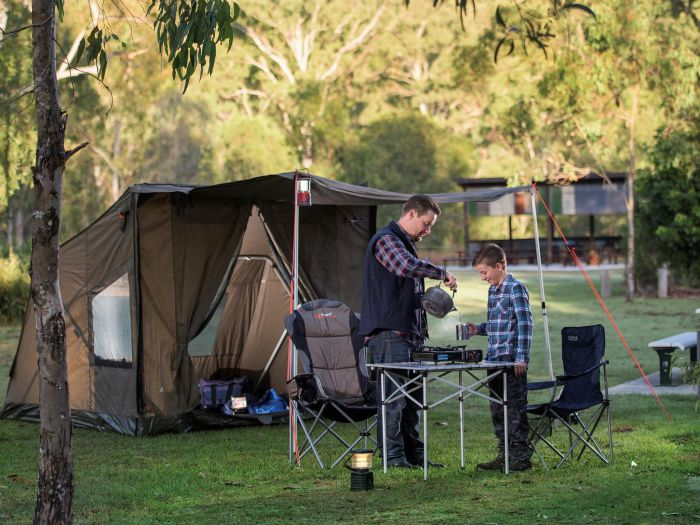 Hardings Paddock Campground - Great Ocean Road Tourism