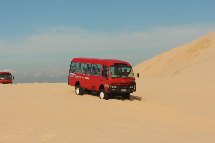 Port Stephens 4WD Tours - Great Ocean Road Tourism