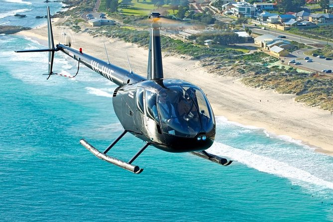 Perth Beaches Helicopter Tour from Hillarys Boat Harbour - Great Ocean Road Tourism