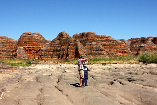 Bungle Bungle Flight Domes  Cathedral Gorge Guided Walk from Kununurra - Great Ocean Road Tourism