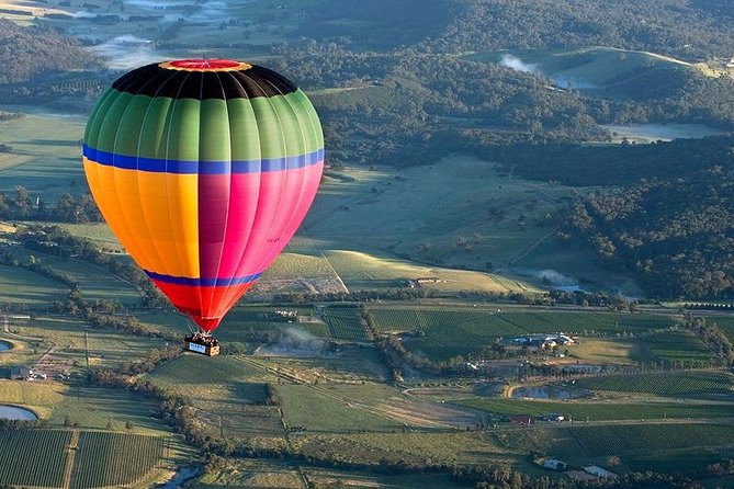 Yarra Valley Balloon Flight and Winery Tour - Great Ocean Road Tourism