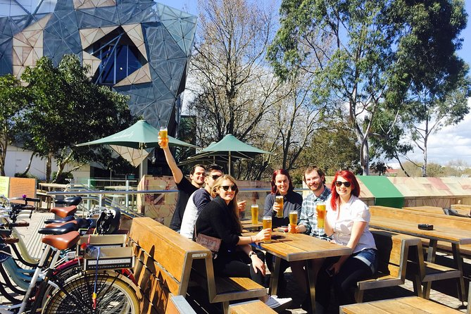 Melbourne Craft Beer Bike Tour - Great Ocean Road Tourism