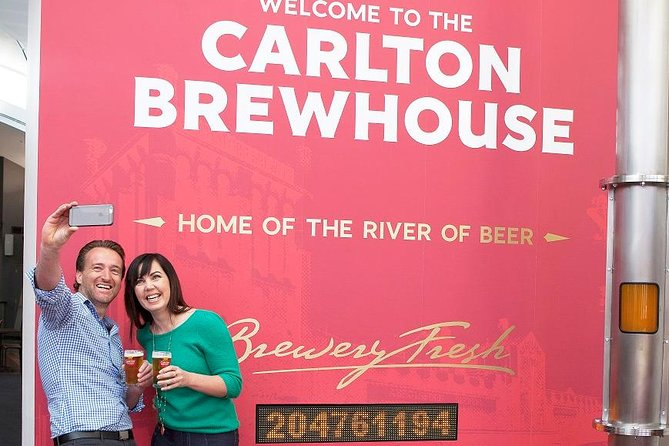 Carlton Brewhouse Brewery Tour with Beer Tasting - Great Ocean Road Tourism