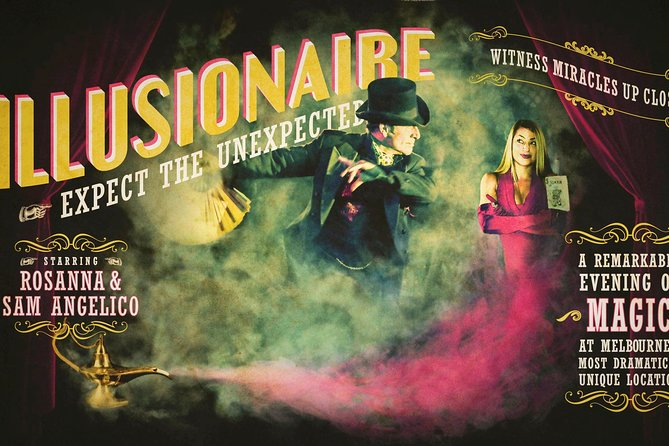 Melbourne Illusionaire Magic and Comedy Show