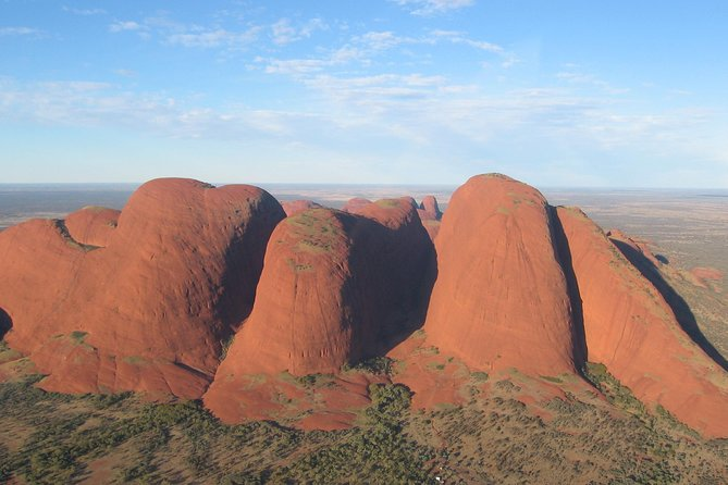 Kata Tjuta and Uluru Grand View Helicopter Flight - Great Ocean Road Tourism
