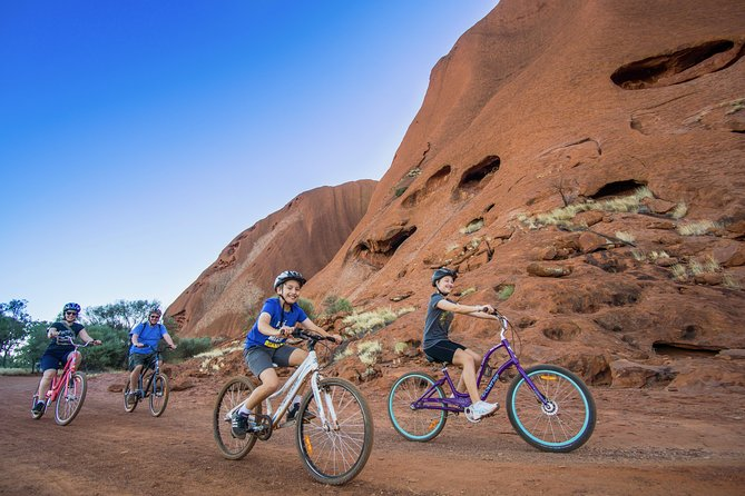 Outback Cycling Uluru Bike Ride - Great Ocean Road Tourism