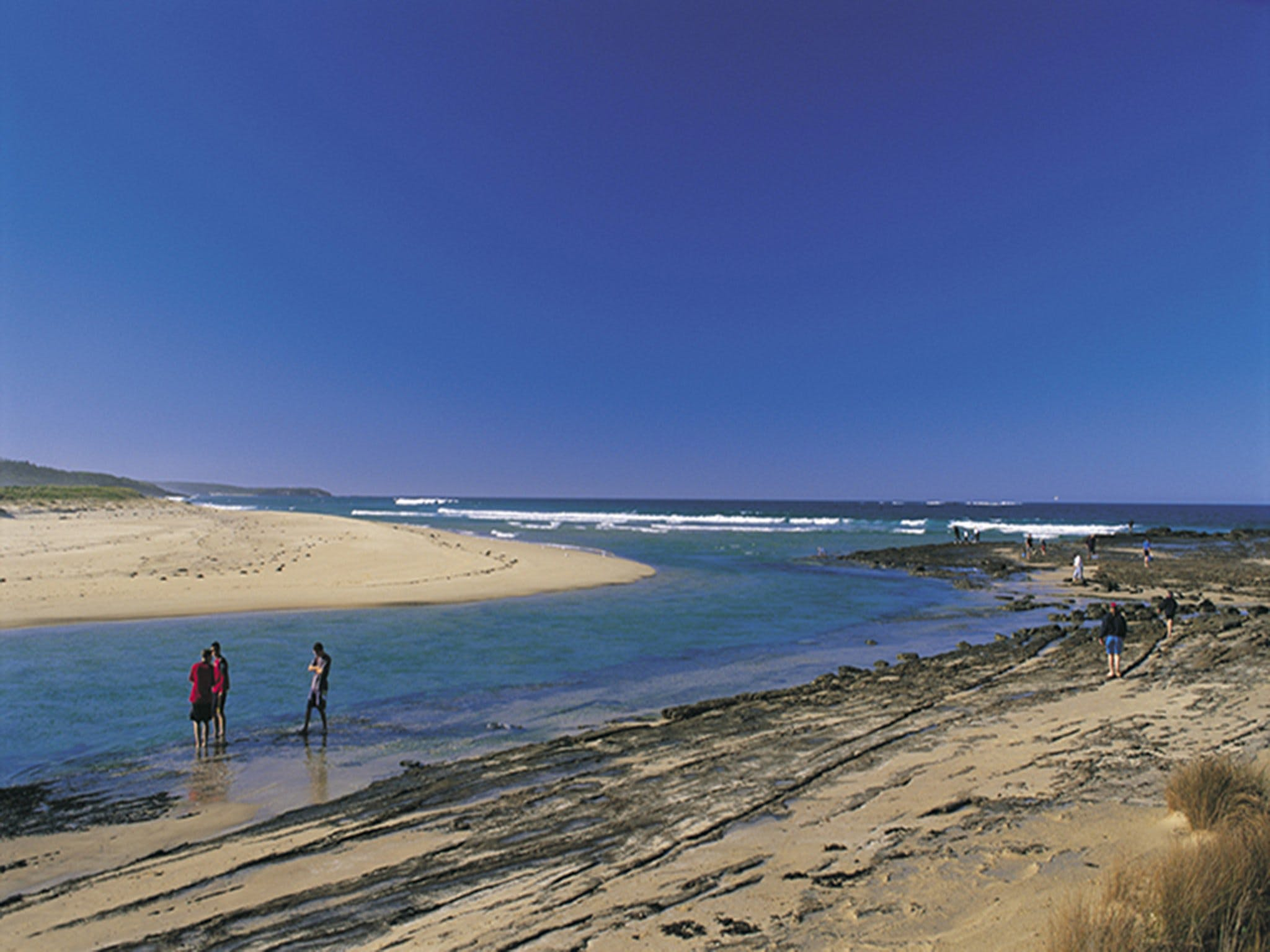 Burrill Lake - Great Ocean Road Tourism
