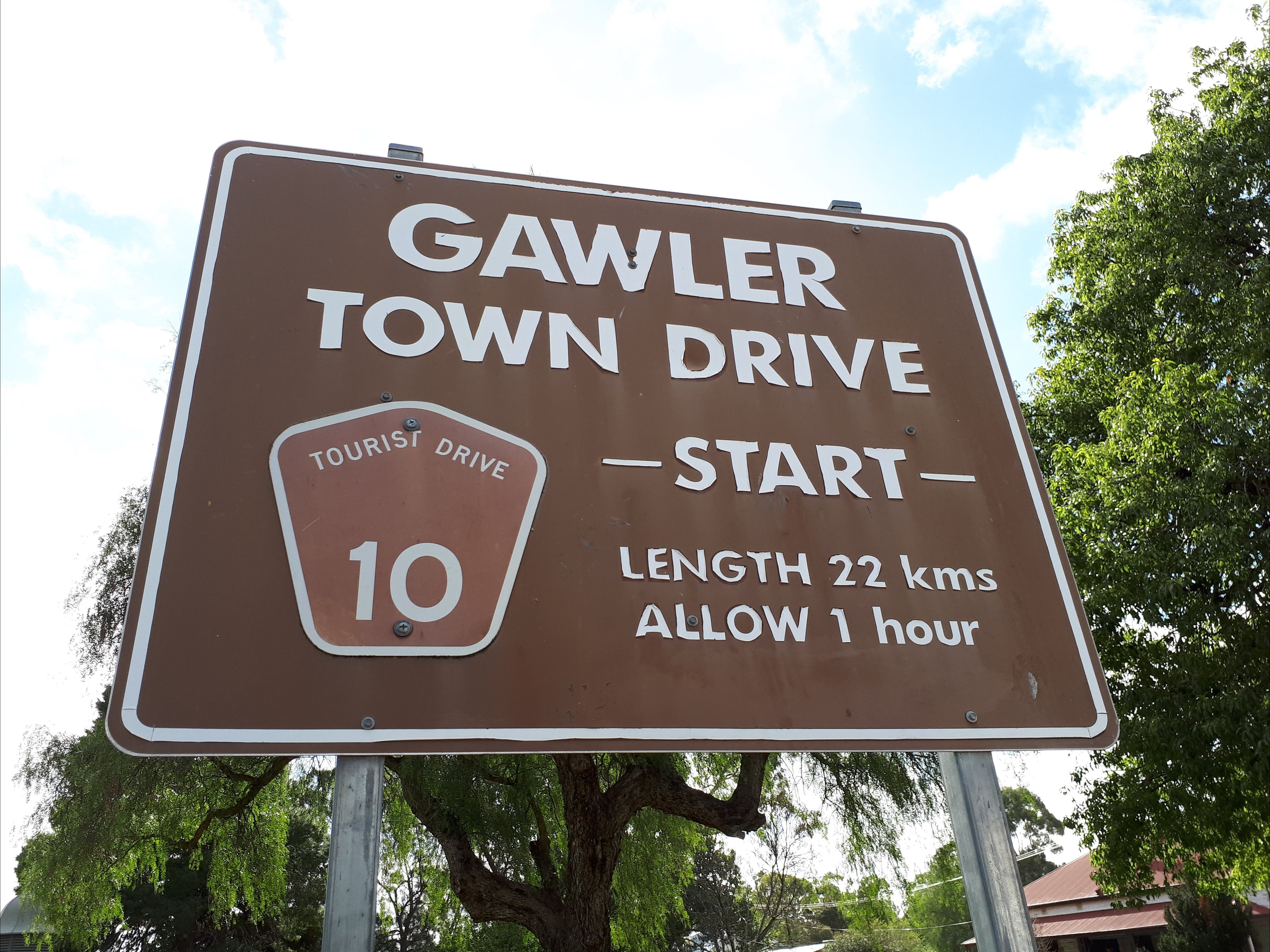 Gawler Self Driving Tour - Great Ocean Road Tourism