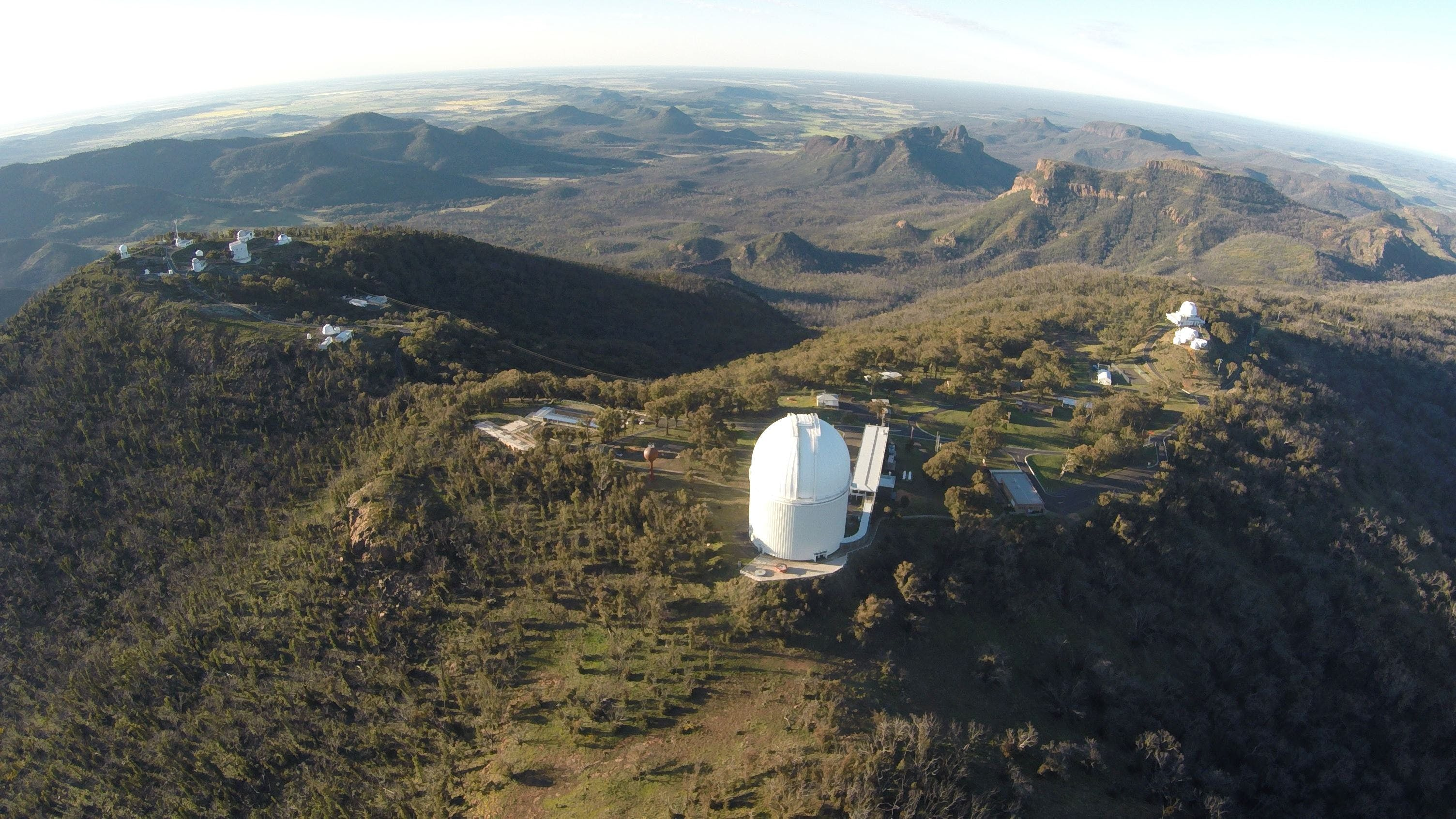 Siding Spring Observatory - Great Ocean Road Tourism