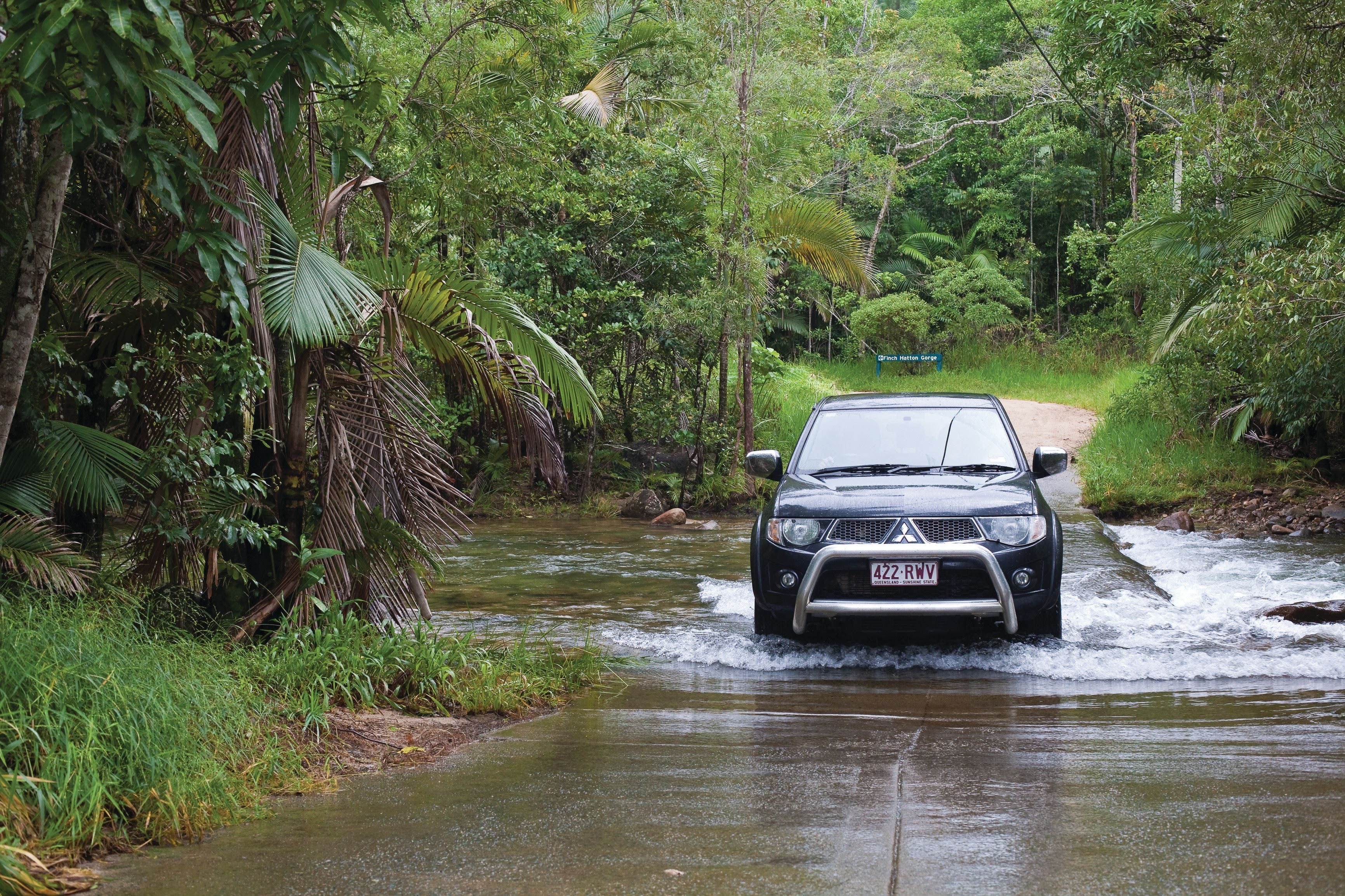 The Pioneer Valley and Eungella National Park - Great Ocean Road Tourism