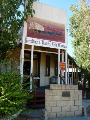 Barcaldine and District Historical Museum - Great Ocean Road Tourism