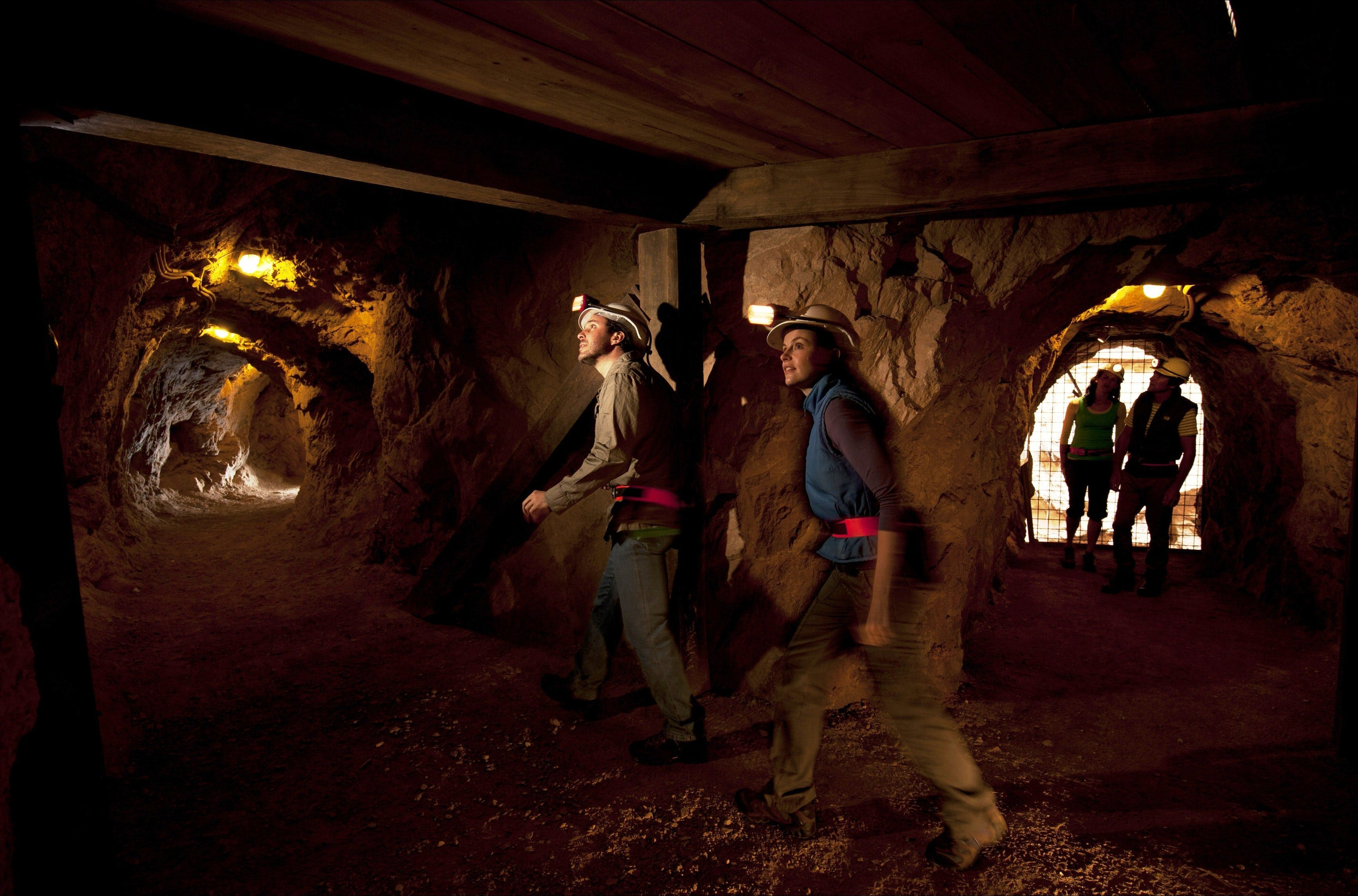 Blinman Heritage Mine - Great Ocean Road Tourism