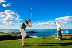 Crescent Head Country Club Golf Course - Great Ocean Road Tourism