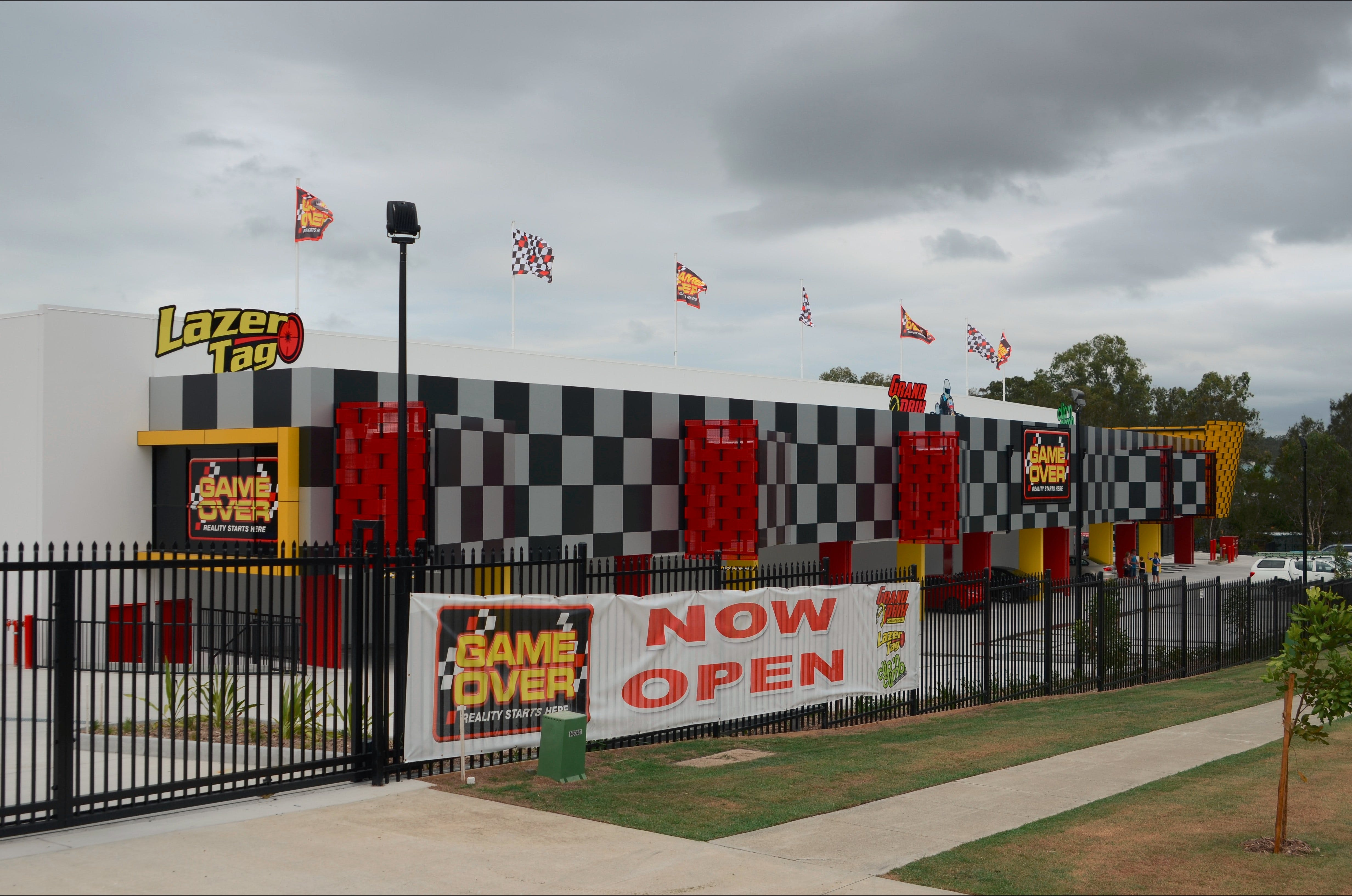 Game Over Indoor Go Karting Adventure Climbing Walls and Lazer Tag Centre - Great Ocean Road Tourism