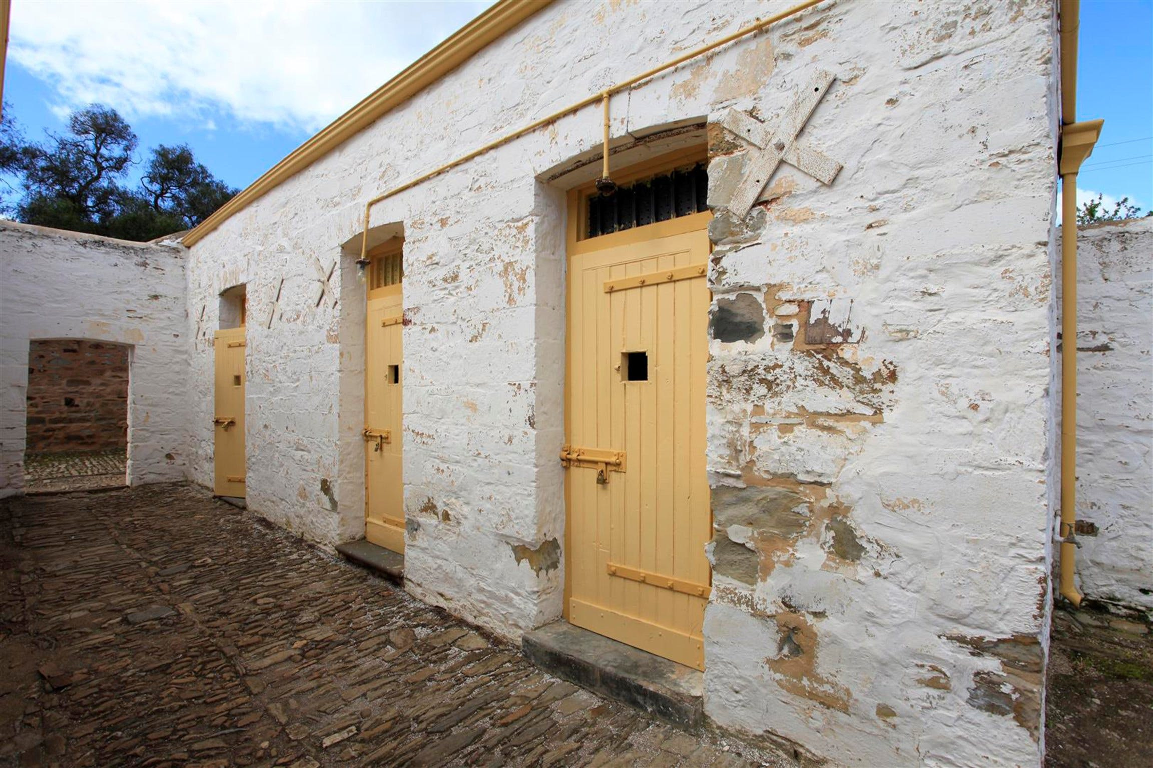 Police Lockup And Stables - Great Ocean Road Tourism