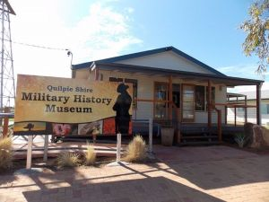 Quilpie Shire Military History Museum - Great Ocean Road Tourism