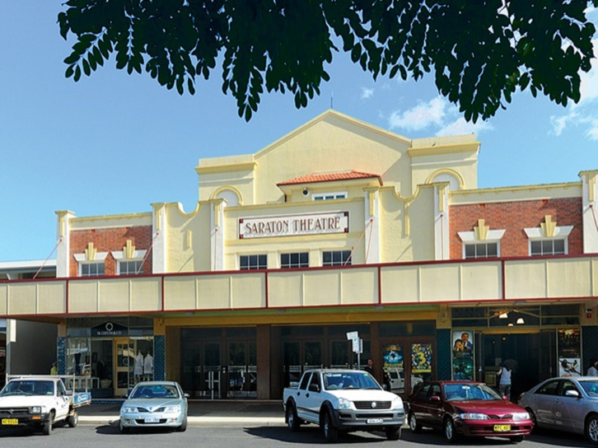 The Saraton Theatre Grafton - Great Ocean Road Tourism