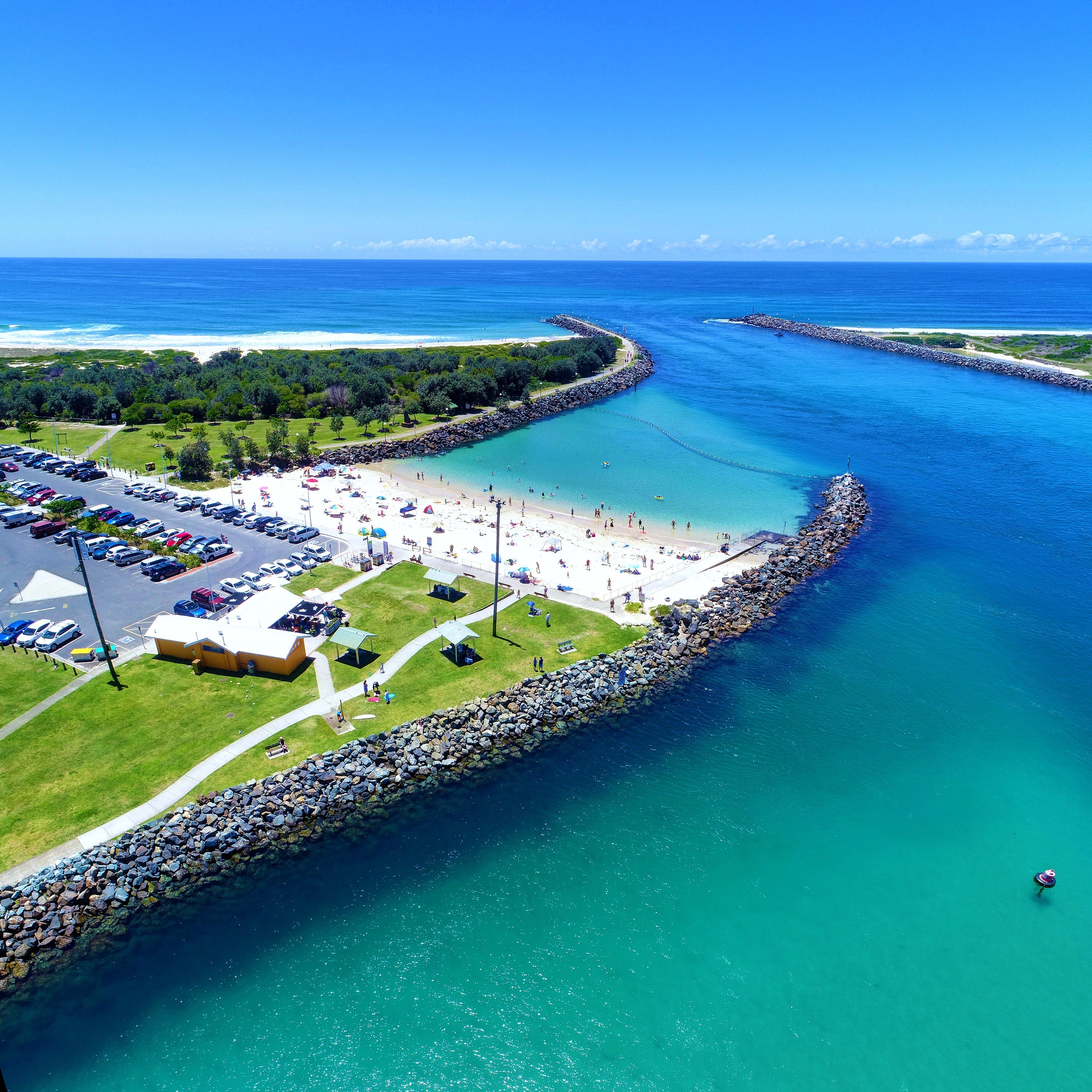 Tuncurry Rock Pool - Great Ocean Road Tourism