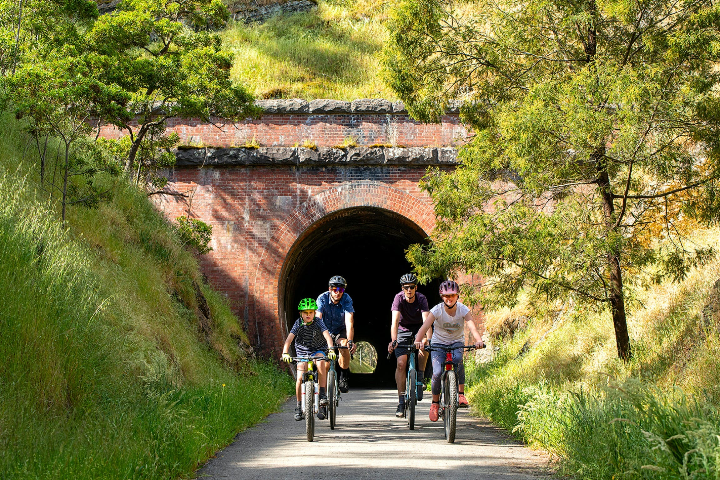 Cheviot Tunnel - Great Ocean Road Tourism
