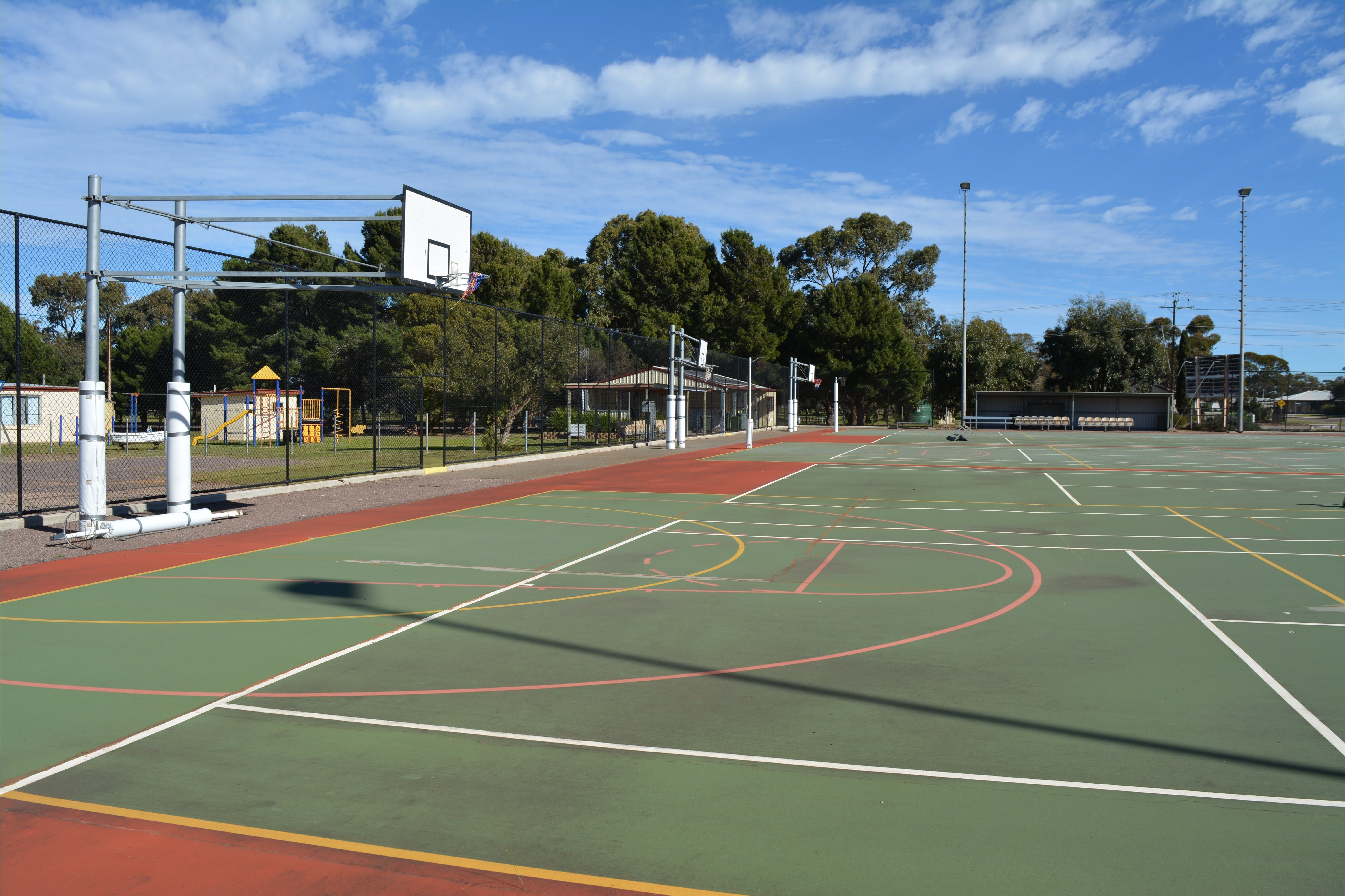 Cleve Sporting Facilities - Great Ocean Road Tourism