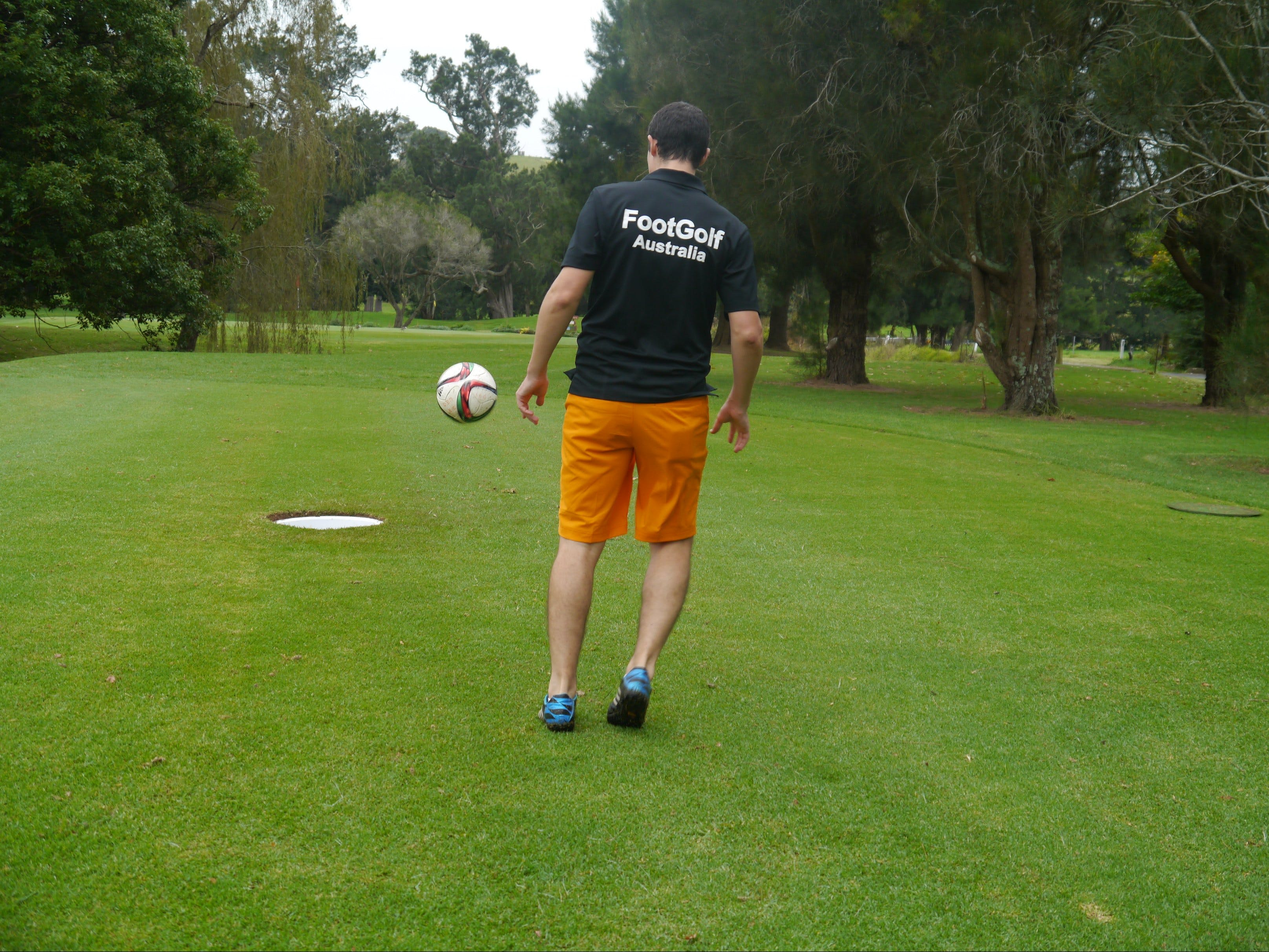 Footgolf Jamberoo - Great Ocean Road Tourism