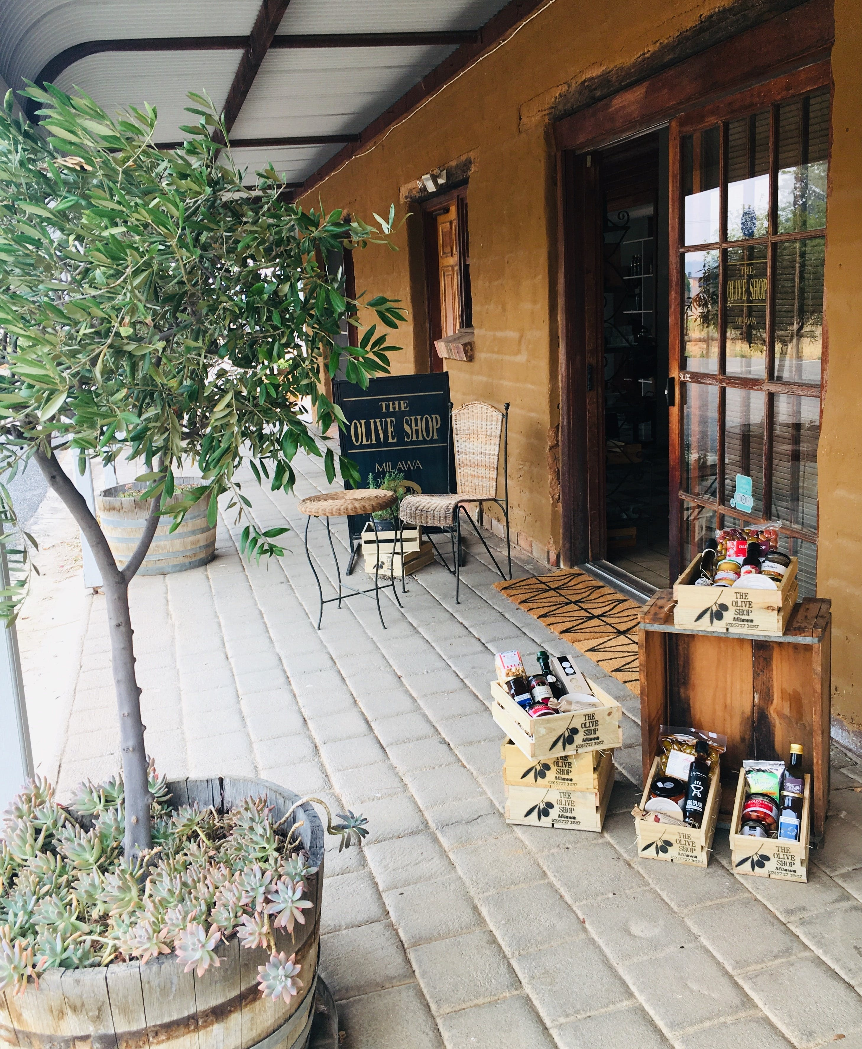 The Olive Shop - Milawa - Great Ocean Road Tourism