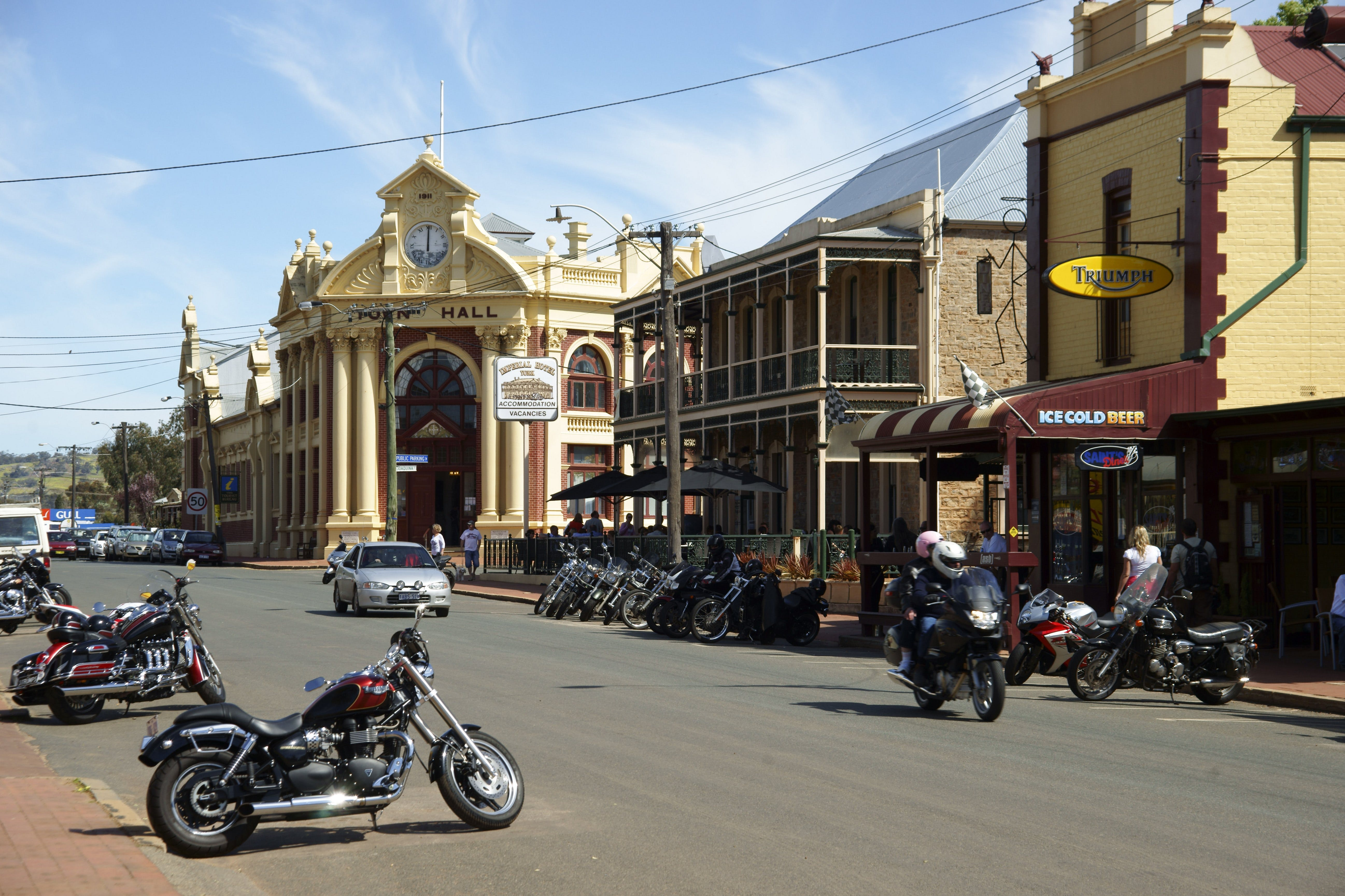 York Town Hall - Great Ocean Road Tourism