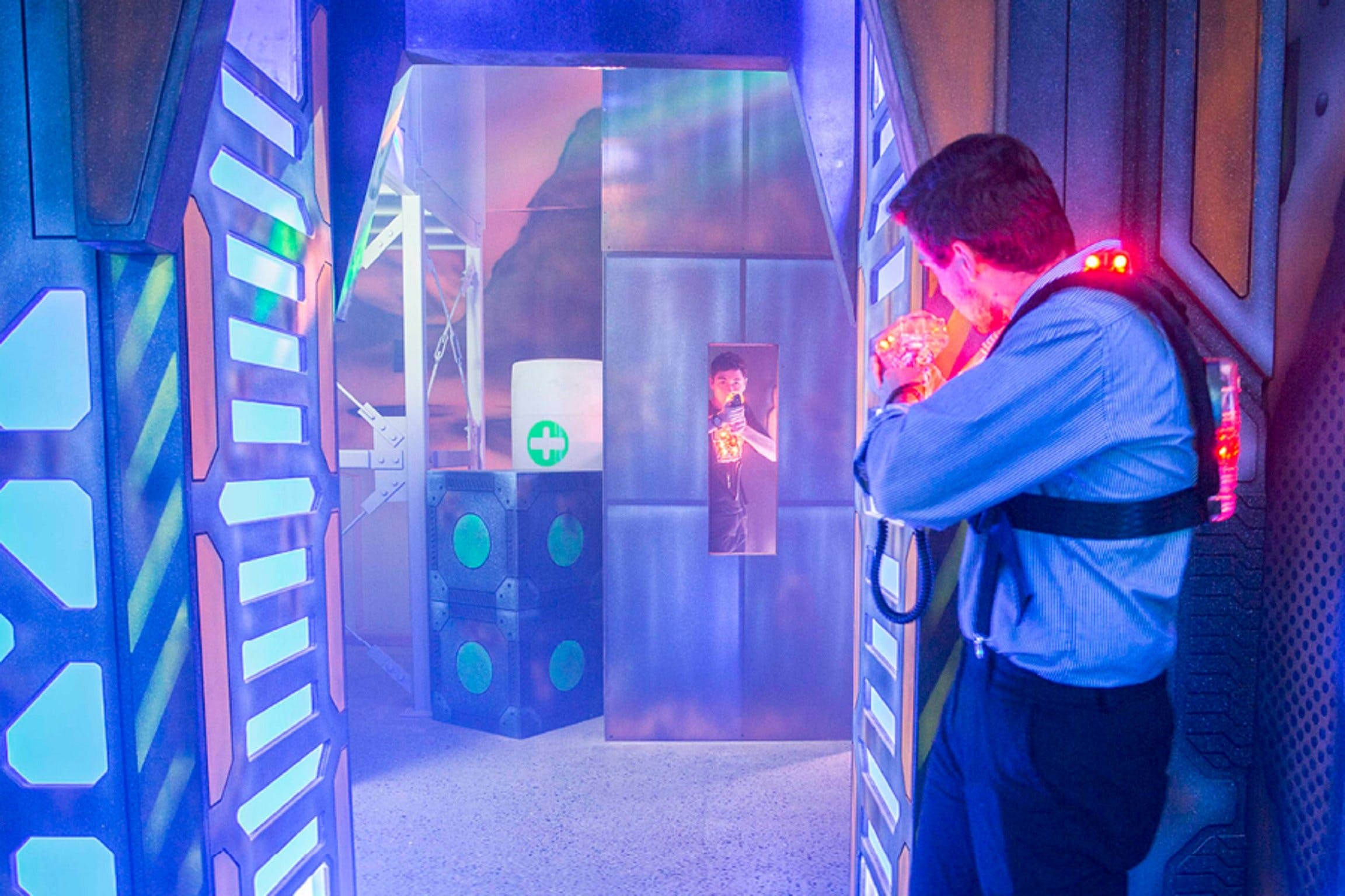 Kingpin Macarthur Square Laser Tag - Great Ocean Road Tourism