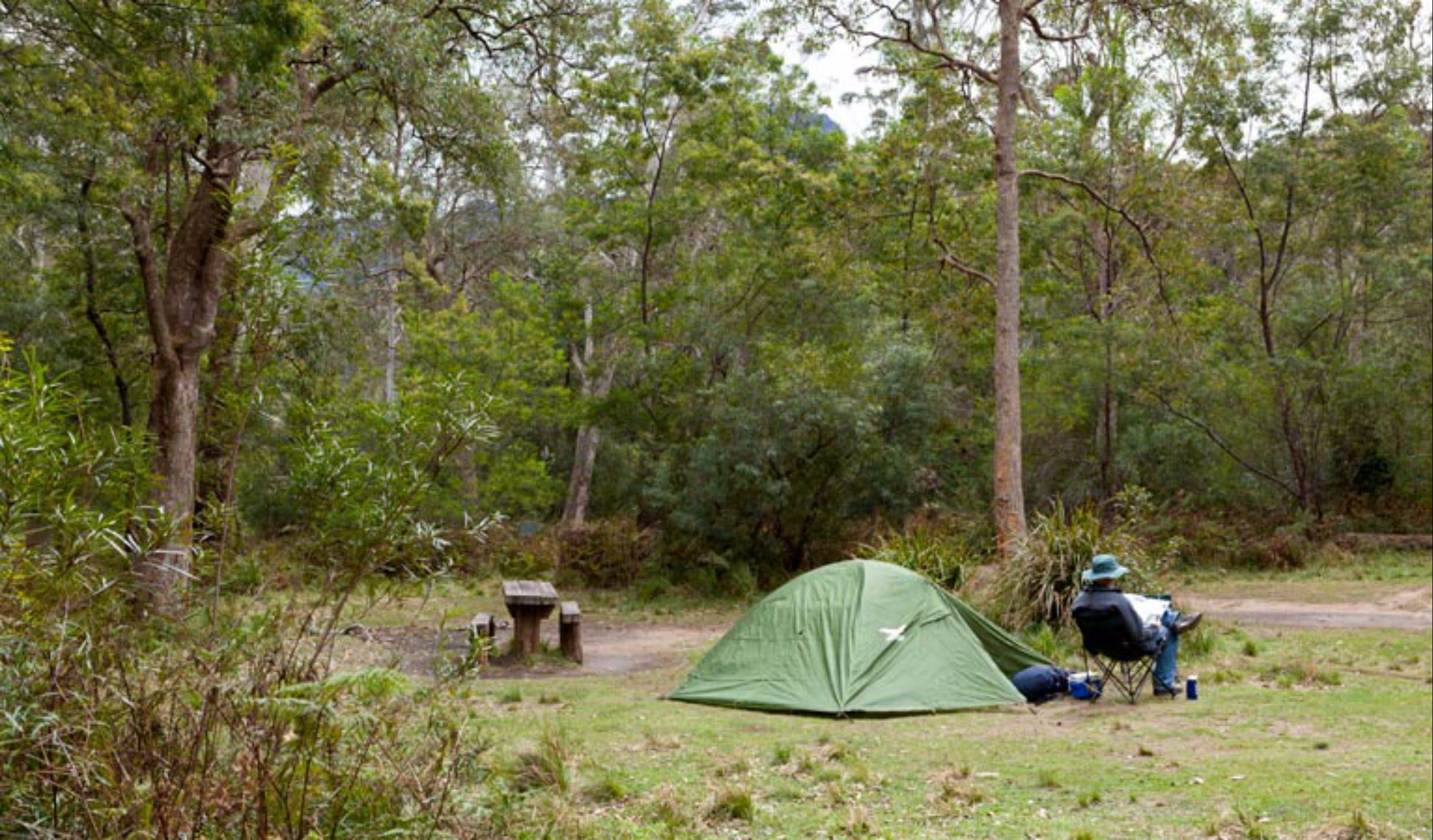 Long Gully picnic area - Great Ocean Road Tourism