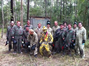 Mid North Coast Paintball - Great Ocean Road Tourism