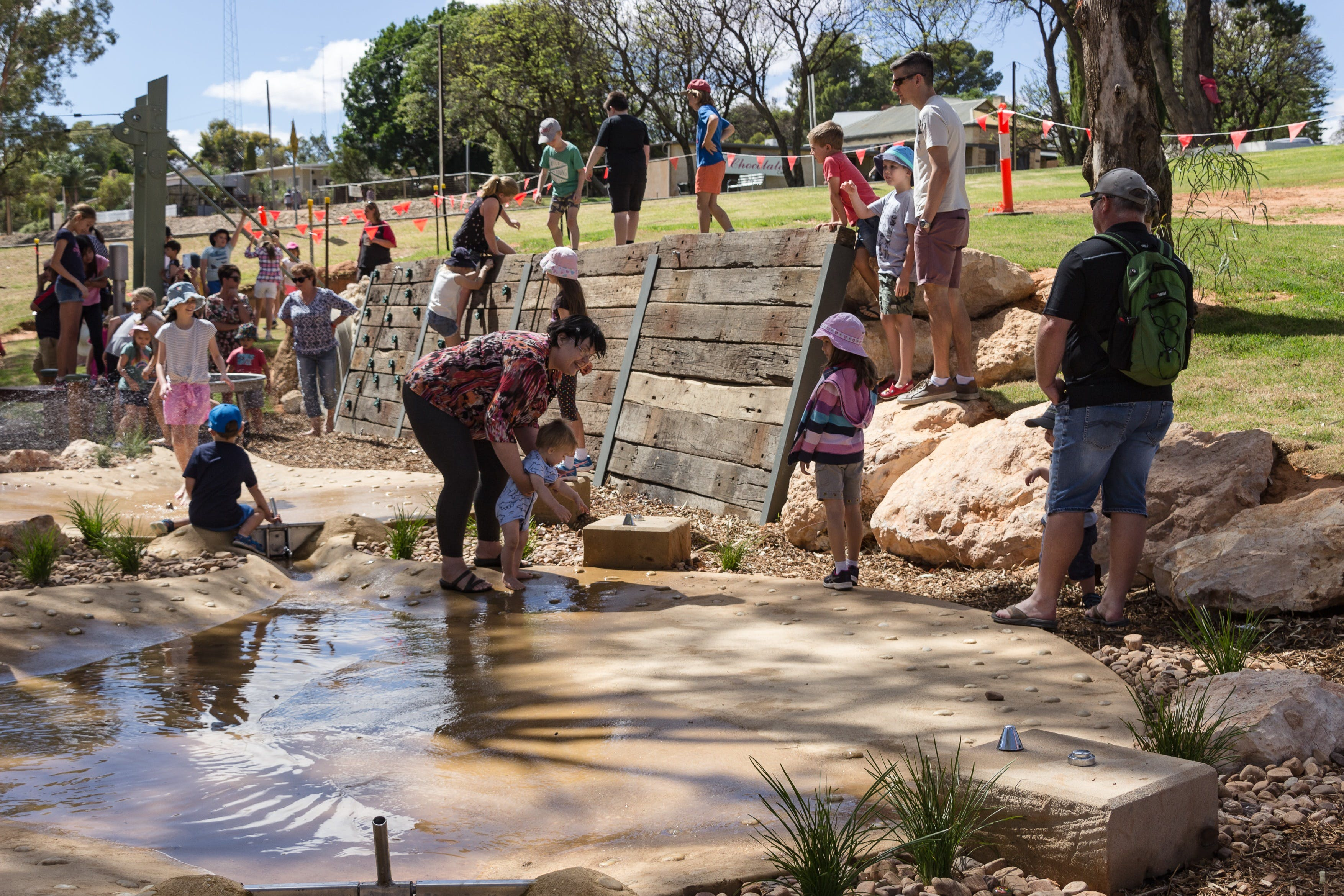 Waikerie Water and Nature Play Park - Great Ocean Road Tourism