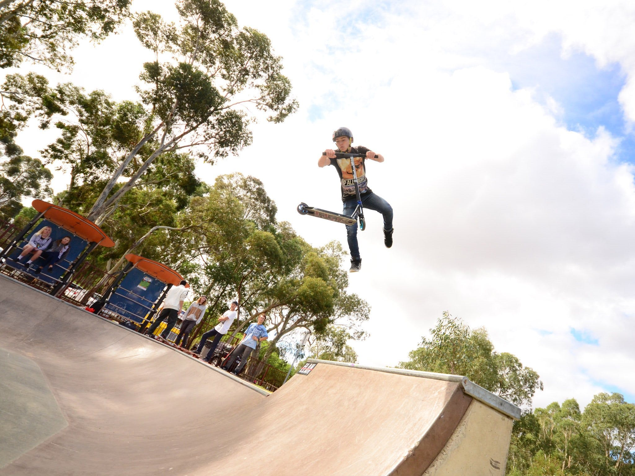Clonlea Park Skate Park - Great Ocean Road Tourism