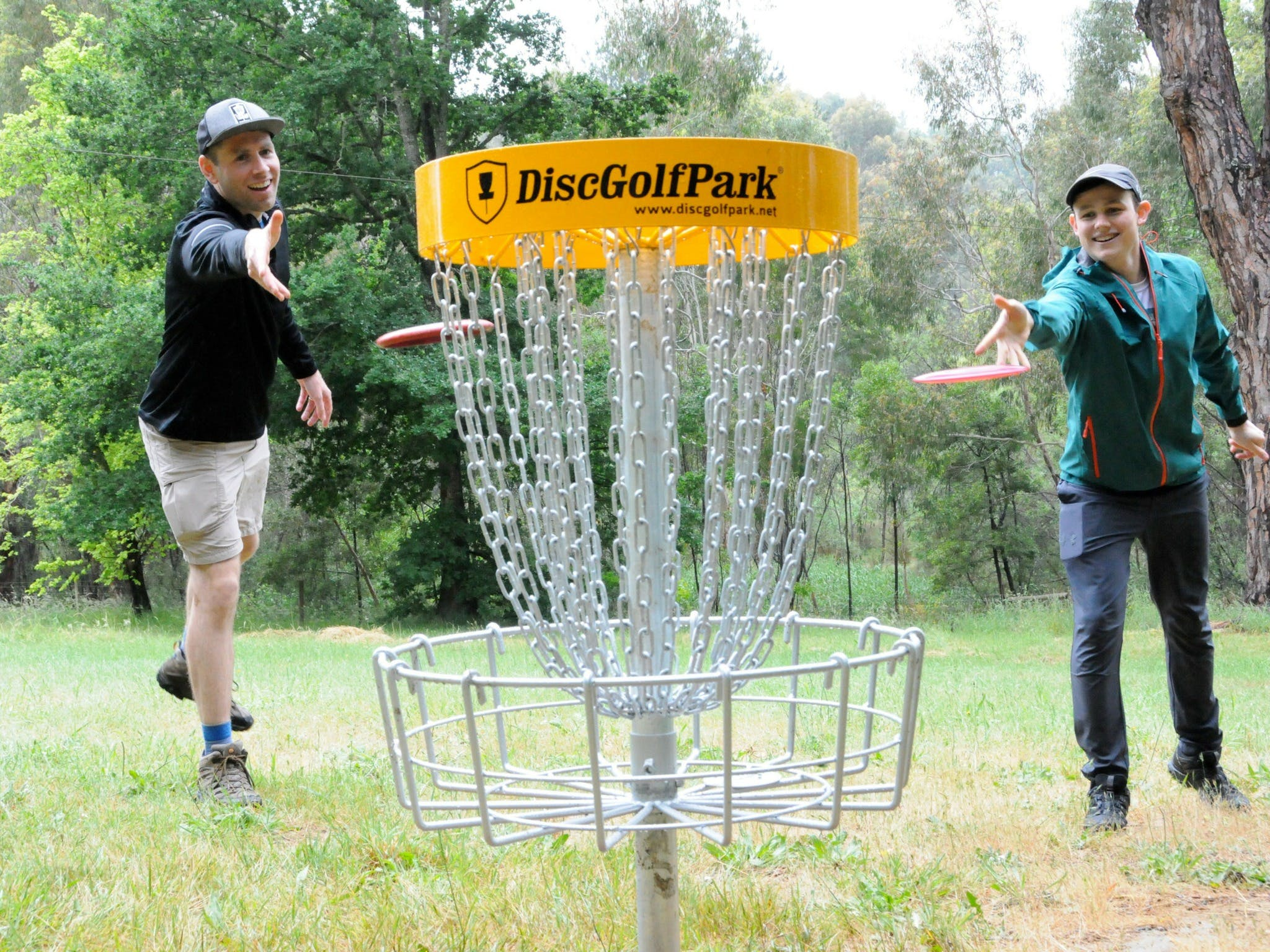 Disc Golf - Great Ocean Road Tourism