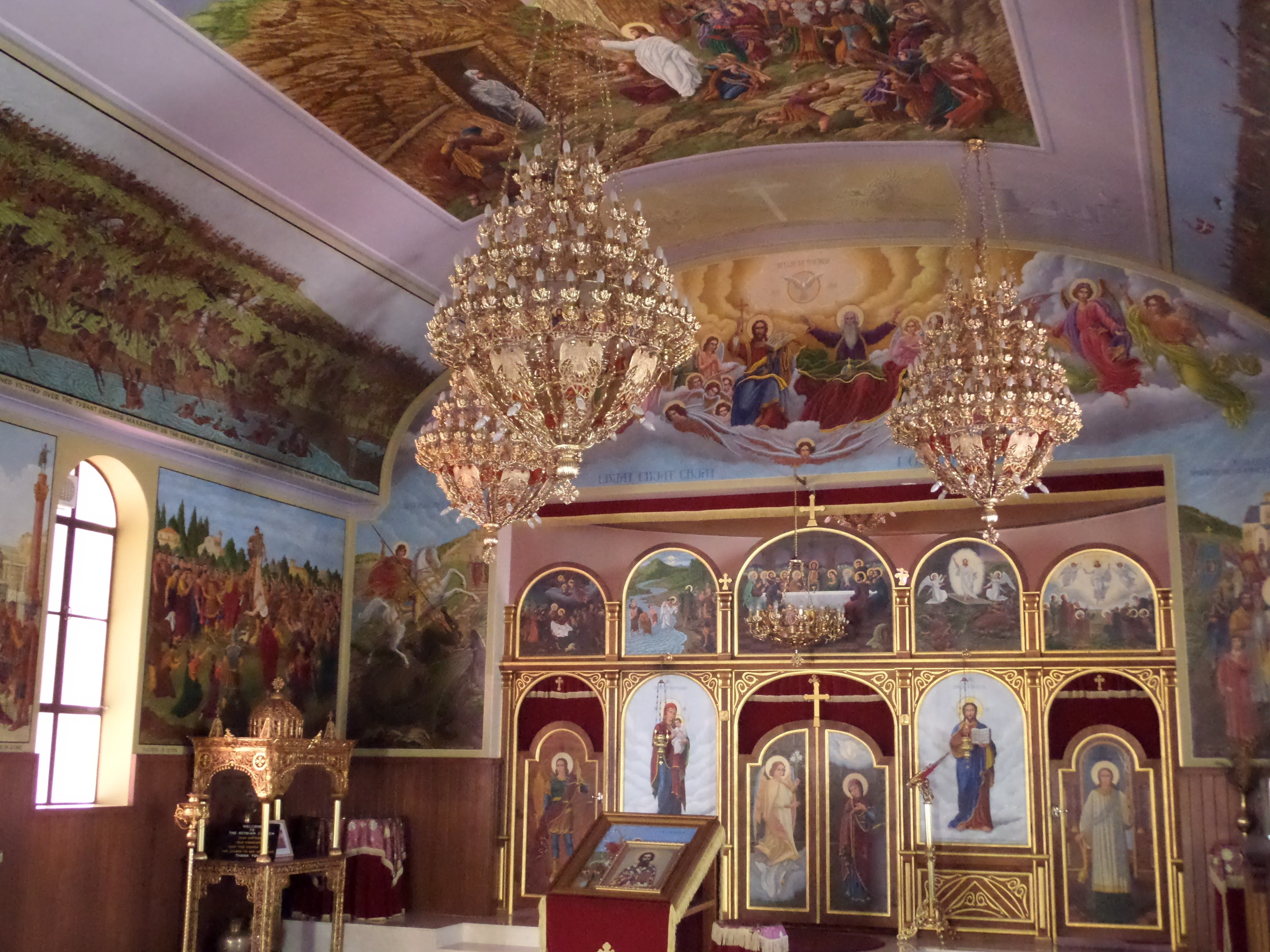 Free Serbian Orthodox Church St George - Great Ocean Road Tourism